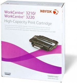 картинка Картридж Xerox 106R01487 для Xerox WorkCentre 3220/3210 от магазина Альфакс